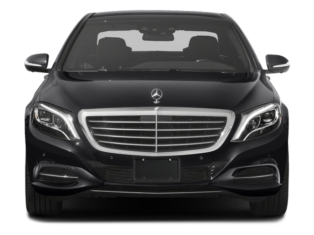 2016 Mercedes-Benz S-Class Prices and Values Sedan 4D S550e V6 Turbo front view
