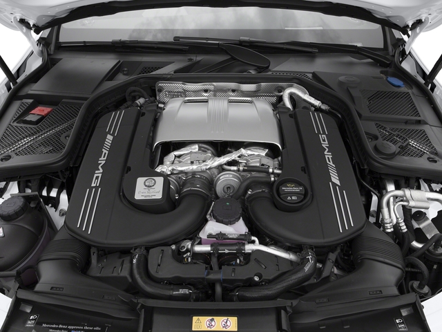2016 Mercedes-Benz C-Class Prices and Values Sedan 4D C63 AMG S V8 Turbo engine
