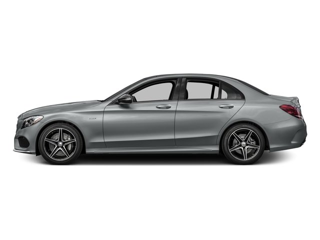 2016 Mercedes-Benz C-Class Pictures C-Class Sedan 4D C450 Sport AMG AWD V6 Turbo photos side view