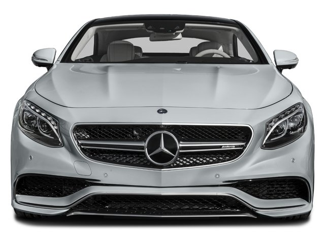 2016 Mercedes-Benz S-Class Pictures S-Class Coupe 2D S63 AMG AWD V8 Turbo photos front view