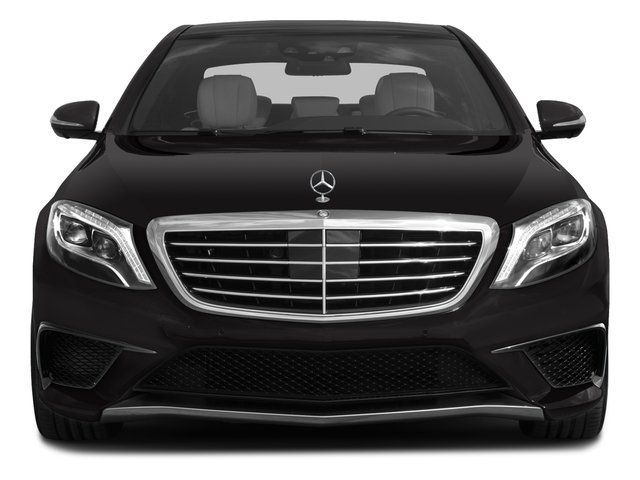 2016 Mercedes-Benz S-Class Pictures S-Class Sedan 4D S63 AMG AWD V8 Turbo photos front view