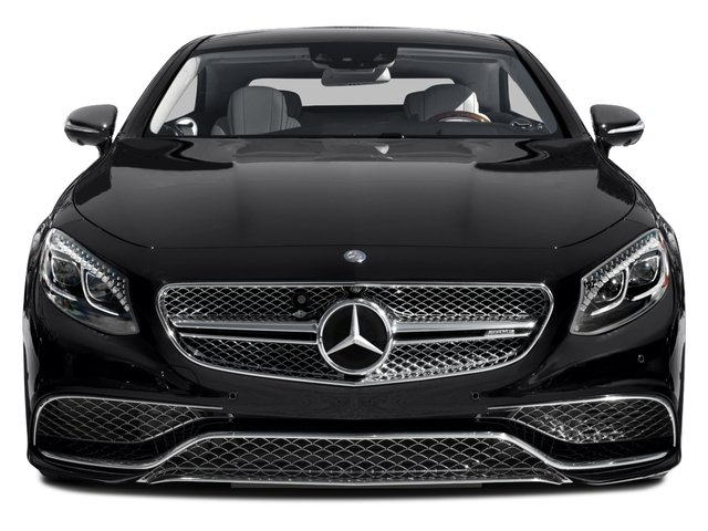 2016 Mercedes-Benz S-Class Prices and Values 2 Door Coupe Rear Wheel Drive front view