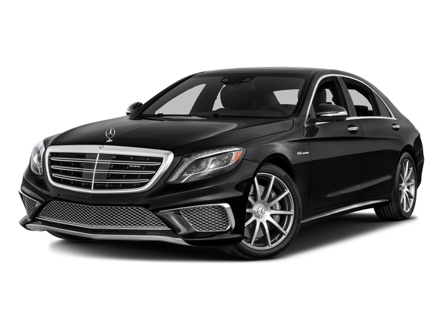 2016 Mercedes-Benz S-Class Prices and Values 4 Door Sedan Rear Wheel Drive side front view
