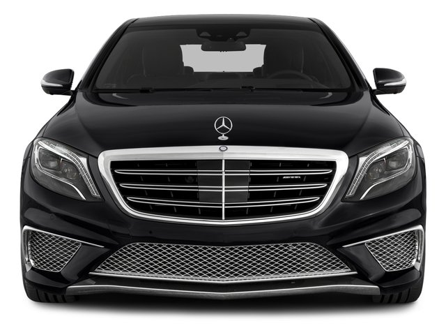 2016 Mercedes-Benz S-Class Pictures S-Class 4 Door Sedan Rear Wheel Drive photos front view