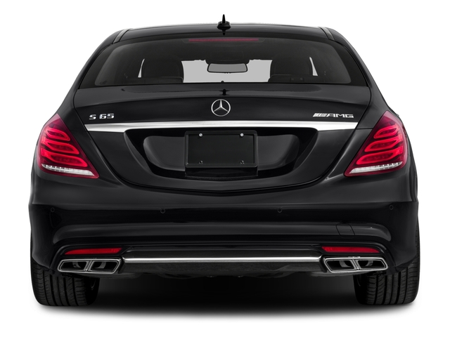 2016 Mercedes-Benz S-Class Pictures S-Class 4 Door Sedan Rear Wheel Drive photos rear view