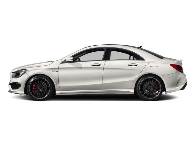 2016 Mercedes-Benz CLA Prices and Values Sedan 4D CLA45 AMG AWD I4 Turbo side view