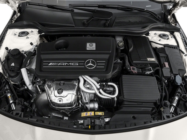 2016 Mercedes-Benz CLA Prices and Values Sedan 4D CLA45 AMG AWD I4 Turbo engine