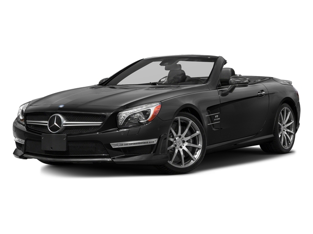 2016 Mercedes-Benz SL Prices and Values Roadster 2D SL63 AMG V8 Turbo side front view