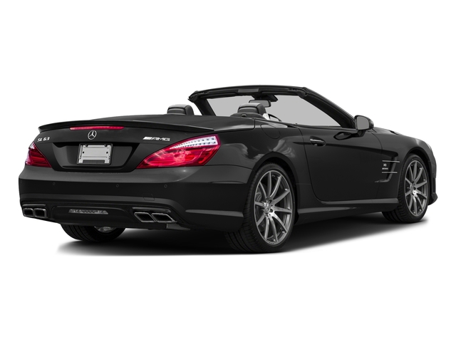 2016 Mercedes-Benz SL Prices and Values Roadster 2D SL63 AMG V8 Turbo side rear view