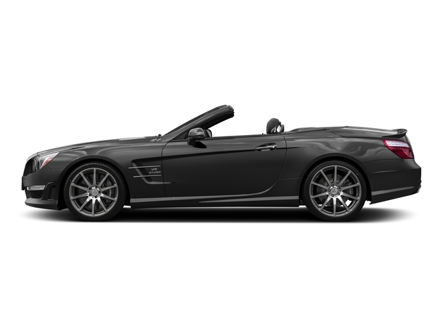 2016 Mercedes-Benz SL Prices and Values Roadster 2D SL63 AMG V8 Turbo side view