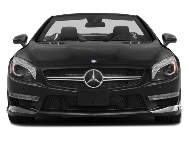 2016 Mercedes-Benz SL Prices and Values Roadster 2D SL63 AMG V8 Turbo front view