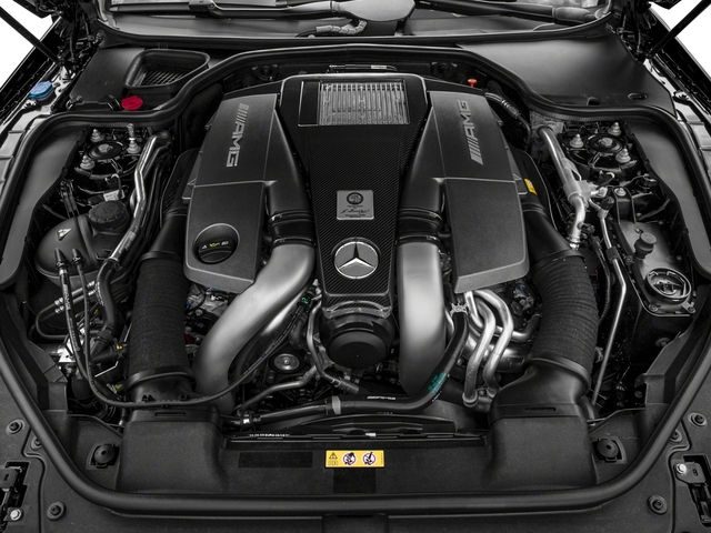 2016 Mercedes-Benz SL Prices and Values Roadster 2D SL63 AMG V8 Turbo engine