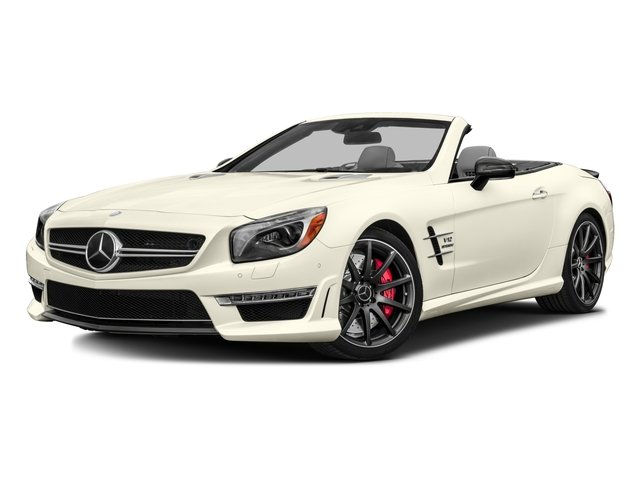 2016 Mercedes-Benz SL Prices and Values 2 Door Roadster side front view