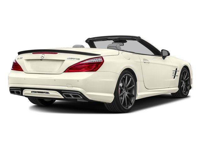 2016 Mercedes-Benz SL Prices and Values 2 Door Roadster side rear view
