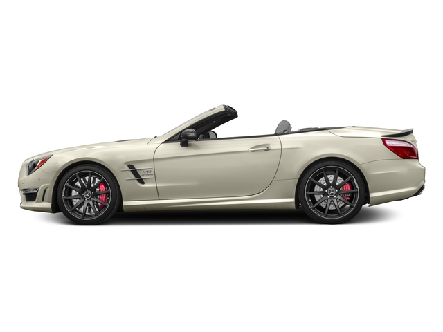 2016 Mercedes-Benz SL Prices and Values 2 Door Roadster side view