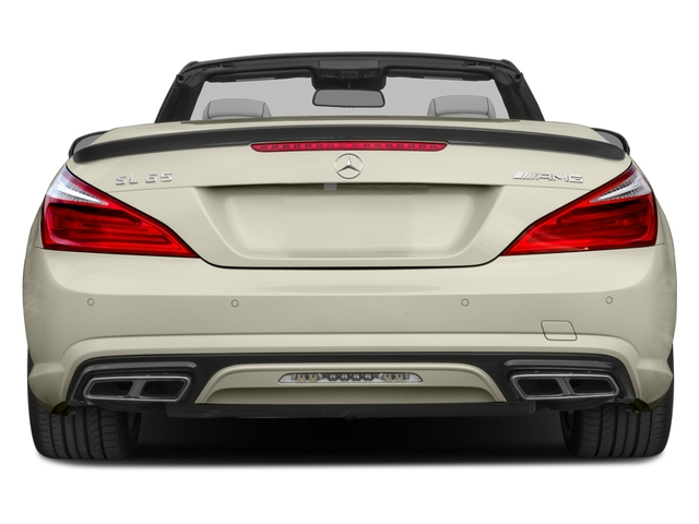 2016 Mercedes-Benz SL Prices and Values 2 Door Roadster rear view