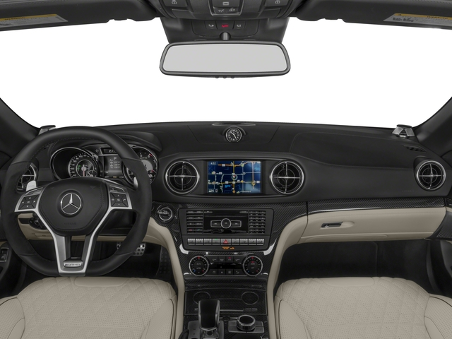 2016 Mercedes-Benz SL Prices and Values 2 Door Roadster full dashboard