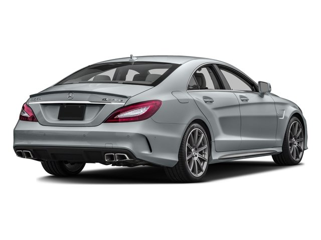 2016 Mercedes-Benz CLS Prices and Values Sedan 4D CLS63 AMG S AWD V8 side rear view