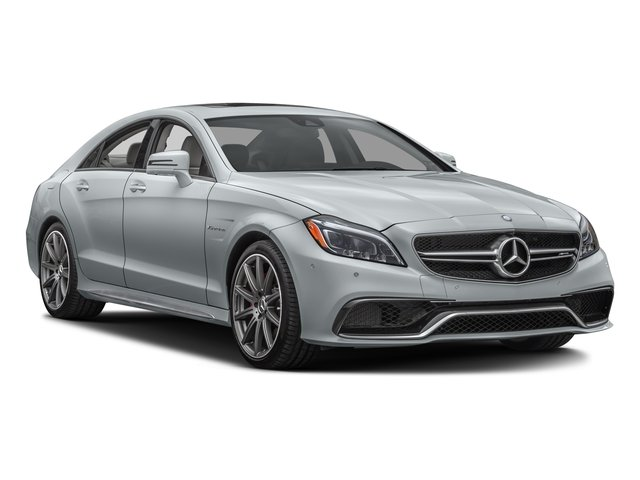 2016 Mercedes-Benz CLS Prices and Values Sedan 4D CLS63 AMG S AWD V8 side front view