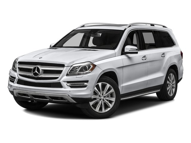 2016 Mercedes-Benz GL Prices and Values Utility 4D GL450 4WD V6