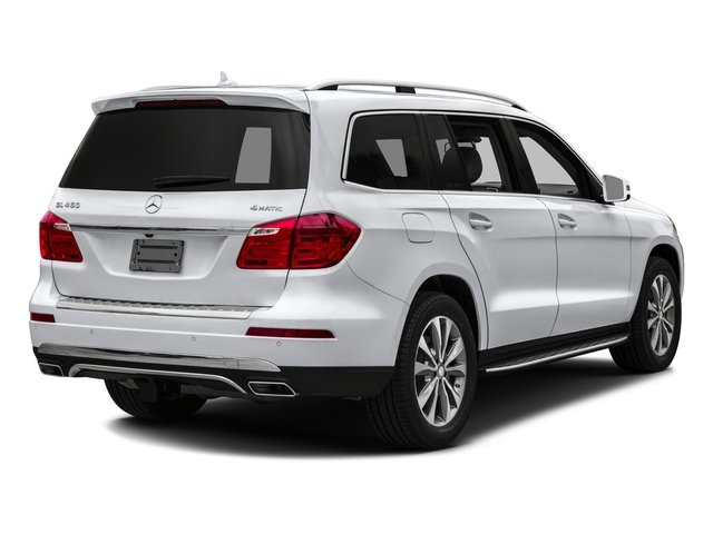 2016 Mercedes-Benz GL Prices and Values Utility 4D GL450 4WD V6 side rear view