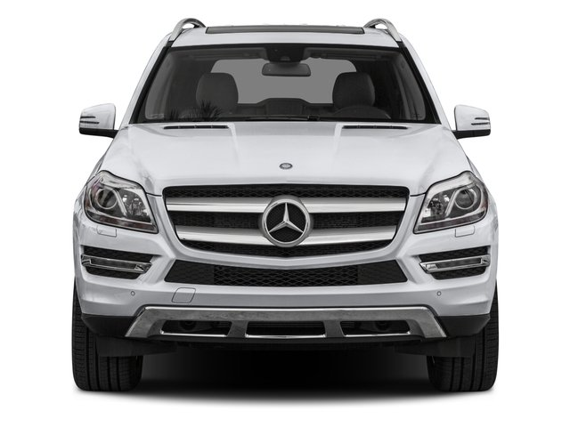 2016 Mercedes-Benz GL Prices and Values Utility 4D GL450 4WD V6 front view