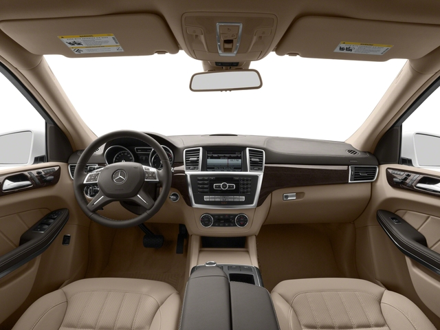 2016 Mercedes-Benz GL Prices and Values Utility 4D GL450 4WD V6 full dashboard