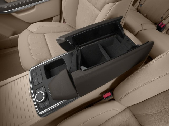 2016 Mercedes-Benz GL Prices and Values Utility 4D GL450 4WD V6 center storage console