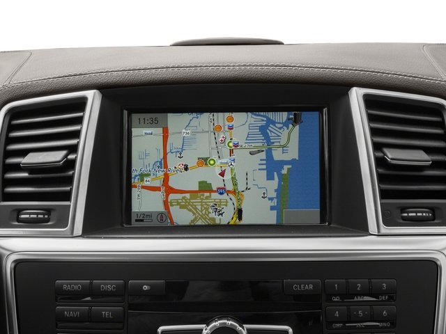 2016 Mercedes-Benz GL Prices and Values Utility 4D GL450 4WD V6 navigation system
