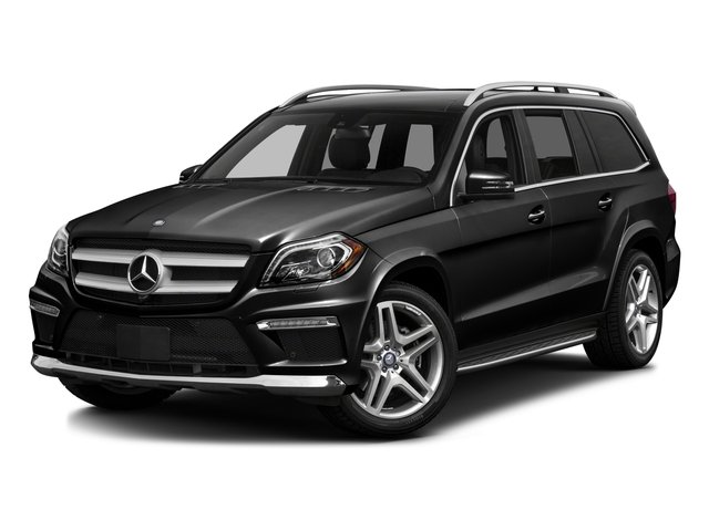 2016 Mercedes-Benz GL Prices and Values Utility 4D GL550 4WD V8 side front view