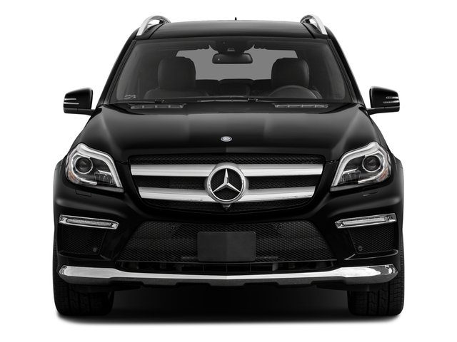2016 Mercedes-Benz GL Prices and Values Utility 4D GL550 4WD V8 front view