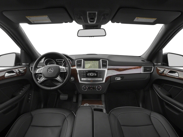 2016 Mercedes-Benz GL Prices and Values Utility 4D GL550 4WD V8 full dashboard