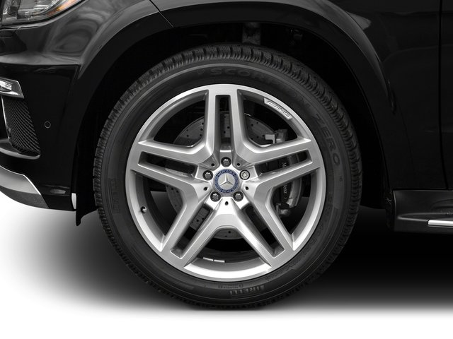 2016 Mercedes-Benz GL Prices and Values Utility 4D GL550 4WD V8 wheel