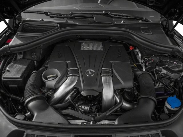 2016 Mercedes-Benz GL Prices and Values Utility 4D GL550 4WD V8 engine