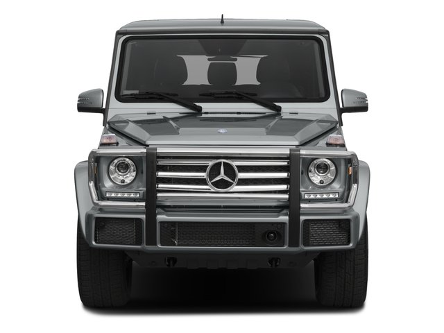 2016 Mercedes-Benz G-Class Prices and Values 4 Door Utility 4Matic front view