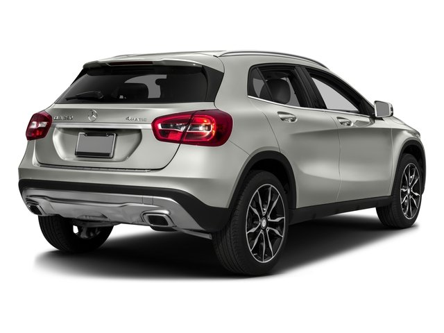 2016 Mercedes-Benz GLA Pictures GLA Utility 4D GLA250 AWD I4 Turbo photos side rear view