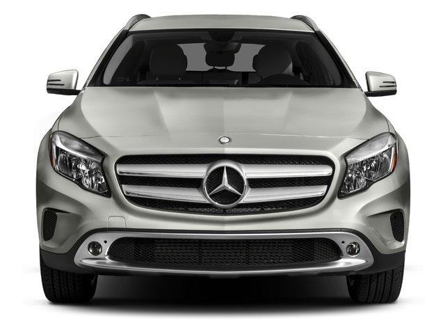 2016 Mercedes-Benz GLA Prices and Values Utility 4D GLA250 AWD I4 Turbo front view
