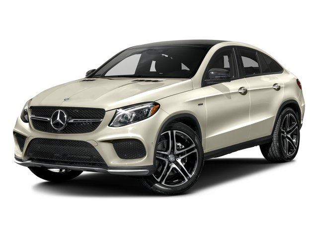 2016 Mercedes-Benz GLE Pictures GLE Utility 4D GLE450 Sport Coupe AWD V6 photos side front view