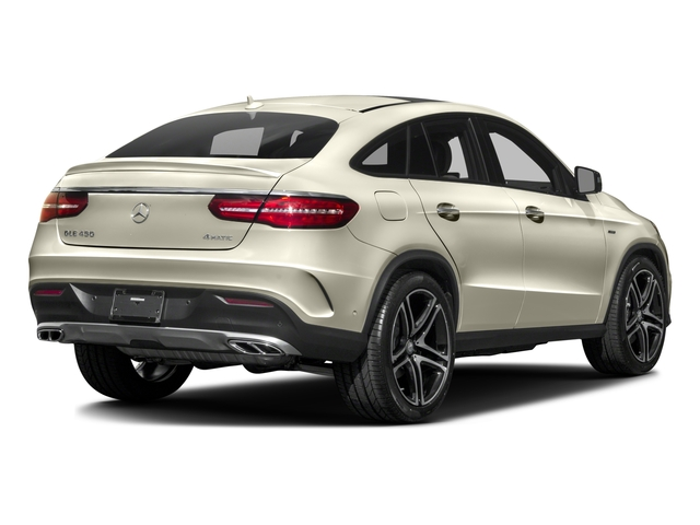 2016 Mercedes-Benz GLE Prices and Values Utility 4D GLE450 Sport Coupe AWD V6 side rear view
