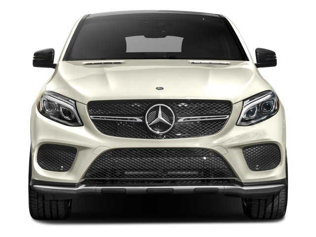 2016 Mercedes-Benz GLE Prices and Values Utility 4D GLE450 Sport Coupe AWD V6 front view