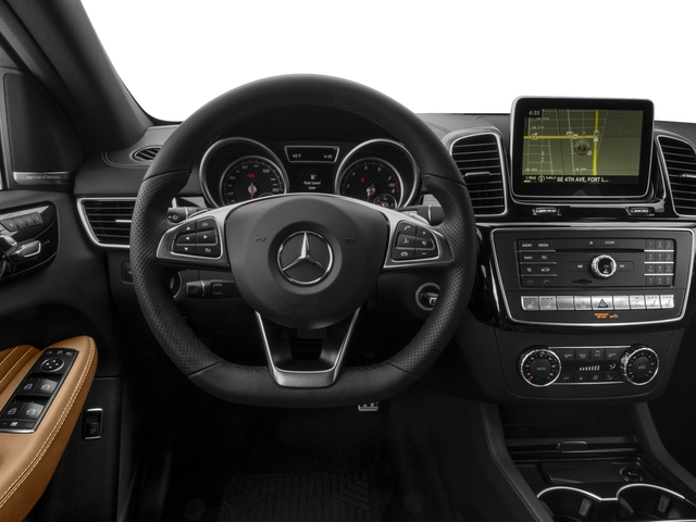 2016 Mercedes-Benz GLE Prices and Values Utility 4D GLE450 Sport Coupe AWD V6 driver's dashboard