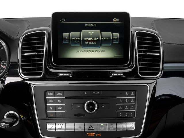 2016 Mercedes-Benz GLE Prices and Values Utility 4D GLE450 Sport Coupe AWD V6 stereo system