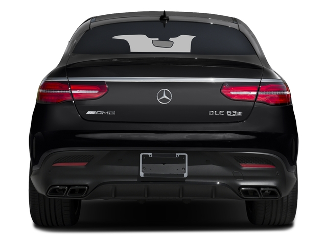 2016 Mercedes-Benz GLE Prices and Values Utility 4D GLE63 AMG S Sport Cpe AWD rear view