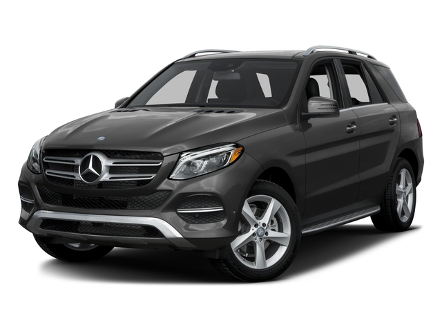 2016 Mercedes-Benz GLE Pictures GLE Utility 4D GLE300 AWD I4 Diesel photos side front view