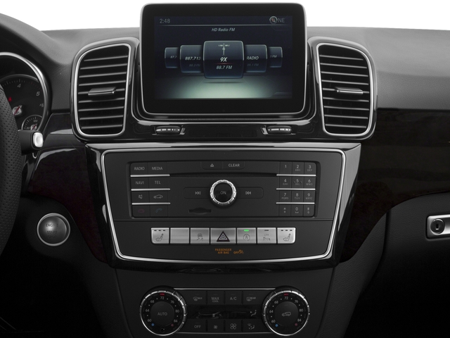 2016 Mercedes-Benz GLE Pictures GLE Utility 4D GLE300 AWD I4 Diesel photos stereo system