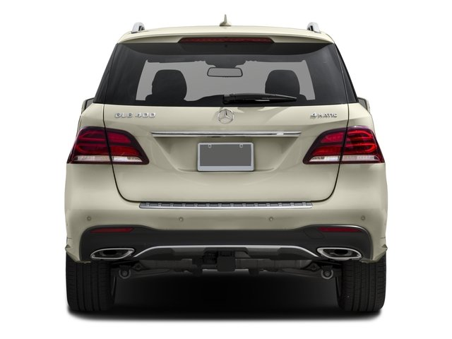 2016 Mercedes-Benz GLE Pictures GLE Utility 4D GLE400 AWD V6 photos rear view
