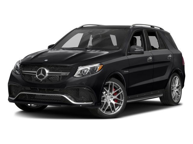 2016 Mercedes-Benz GLE Prices and Values Utility 4D GLE63 AMG S AWD V8 side front view