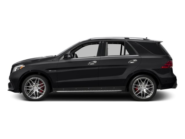 2016 Mercedes-Benz GLE Prices and Values Utility 4D GLE63 AMG S AWD V8 side view