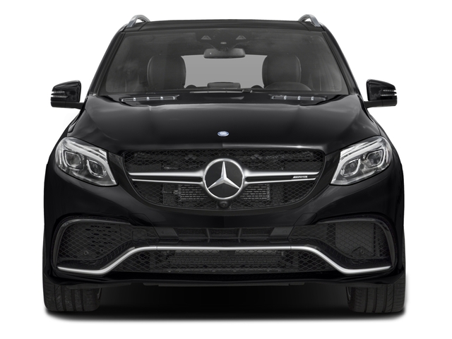 2016 Mercedes-Benz GLE Prices and Values Utility 4D GLE63 AMG S AWD V8 front view