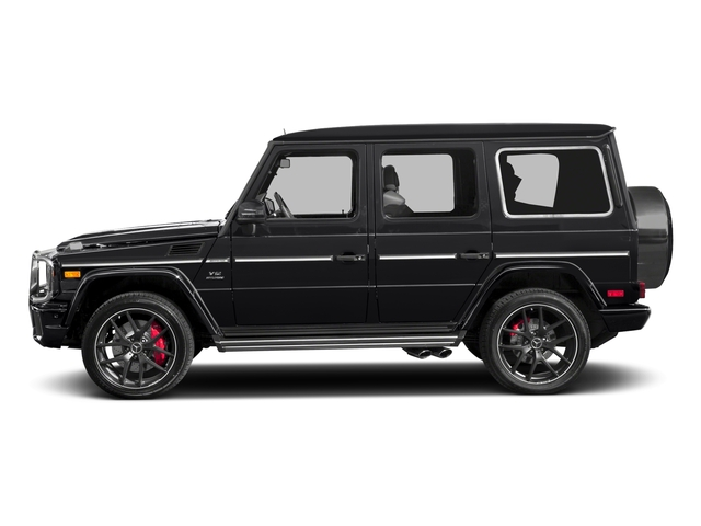 2016 Mercedes-Benz G-Class Prices and Values 4 Door Utility 4Matic side view